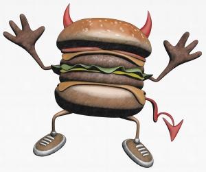 Jesteś tym czym jesz - Czyli o jedzeniu i pryszczach słów kilka